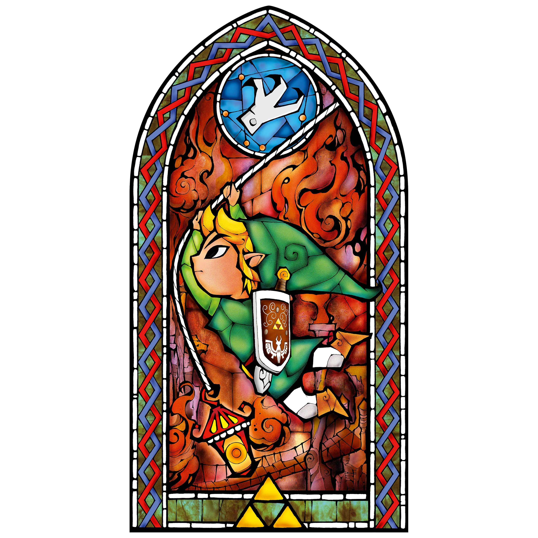 Puzzle Zelda Link-Adventurer mit 360 Teilen