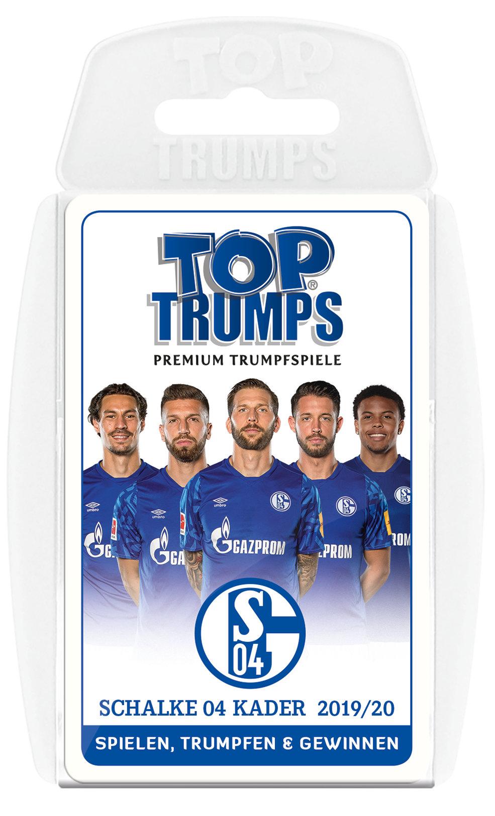Top Trumps - FC Schalke 04 - Kader