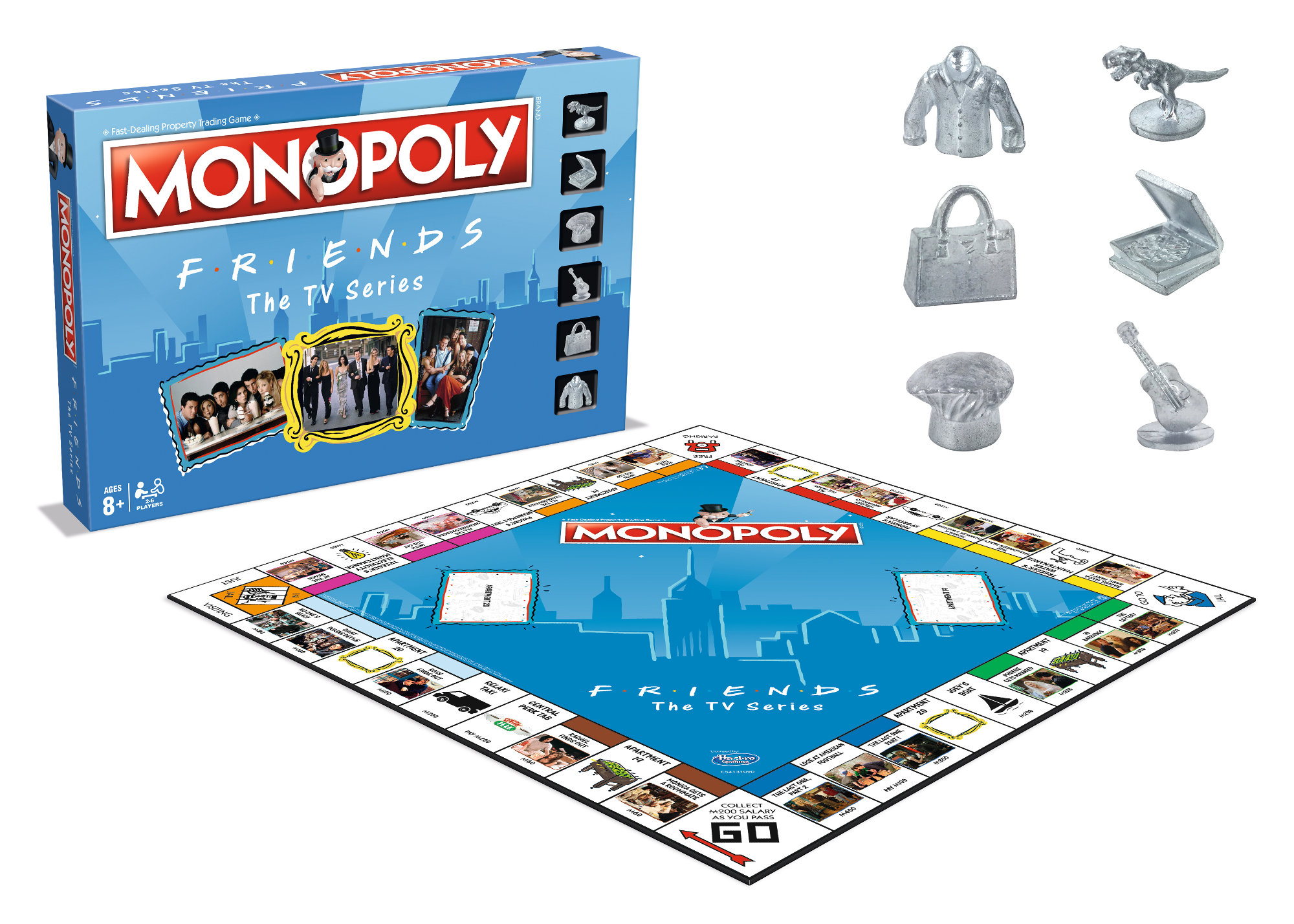 Monopoly Friends (englisch)