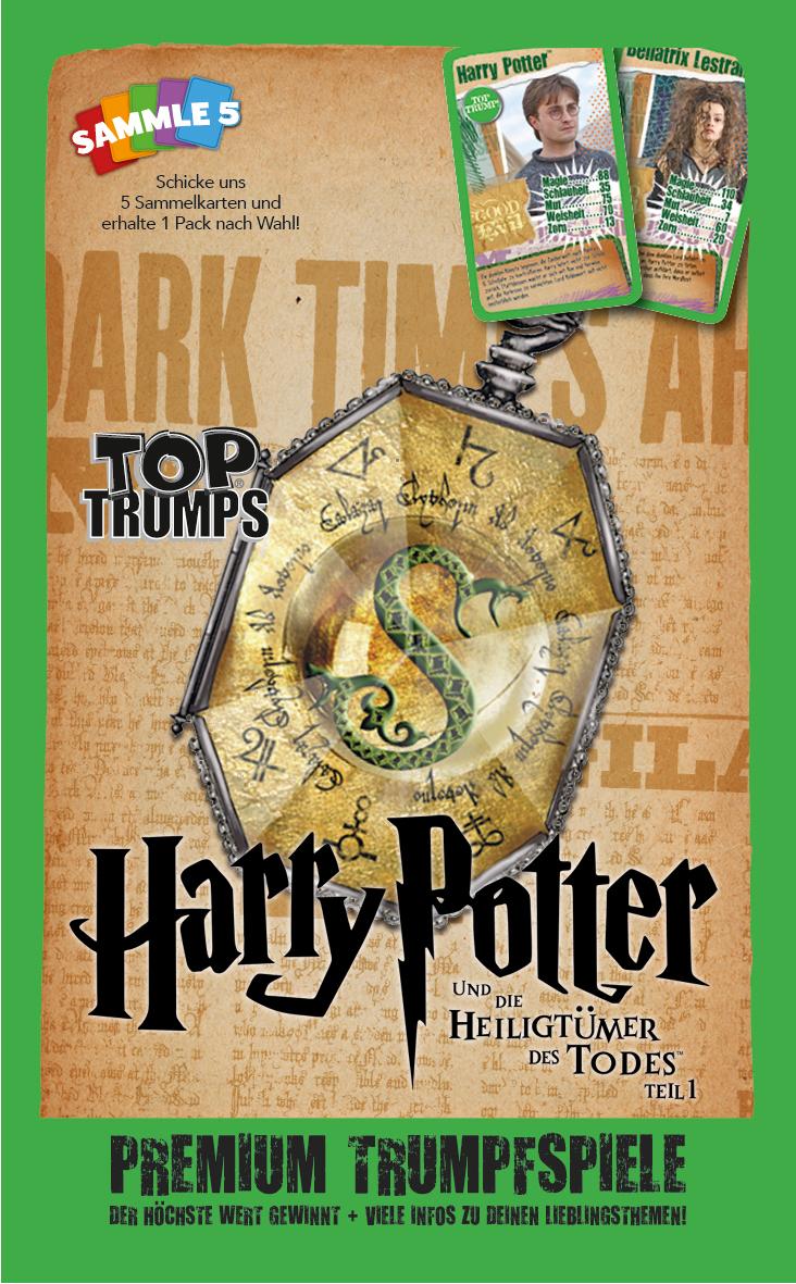 Top Trumps Harry Potter und die Heiligtümer des Todes 1