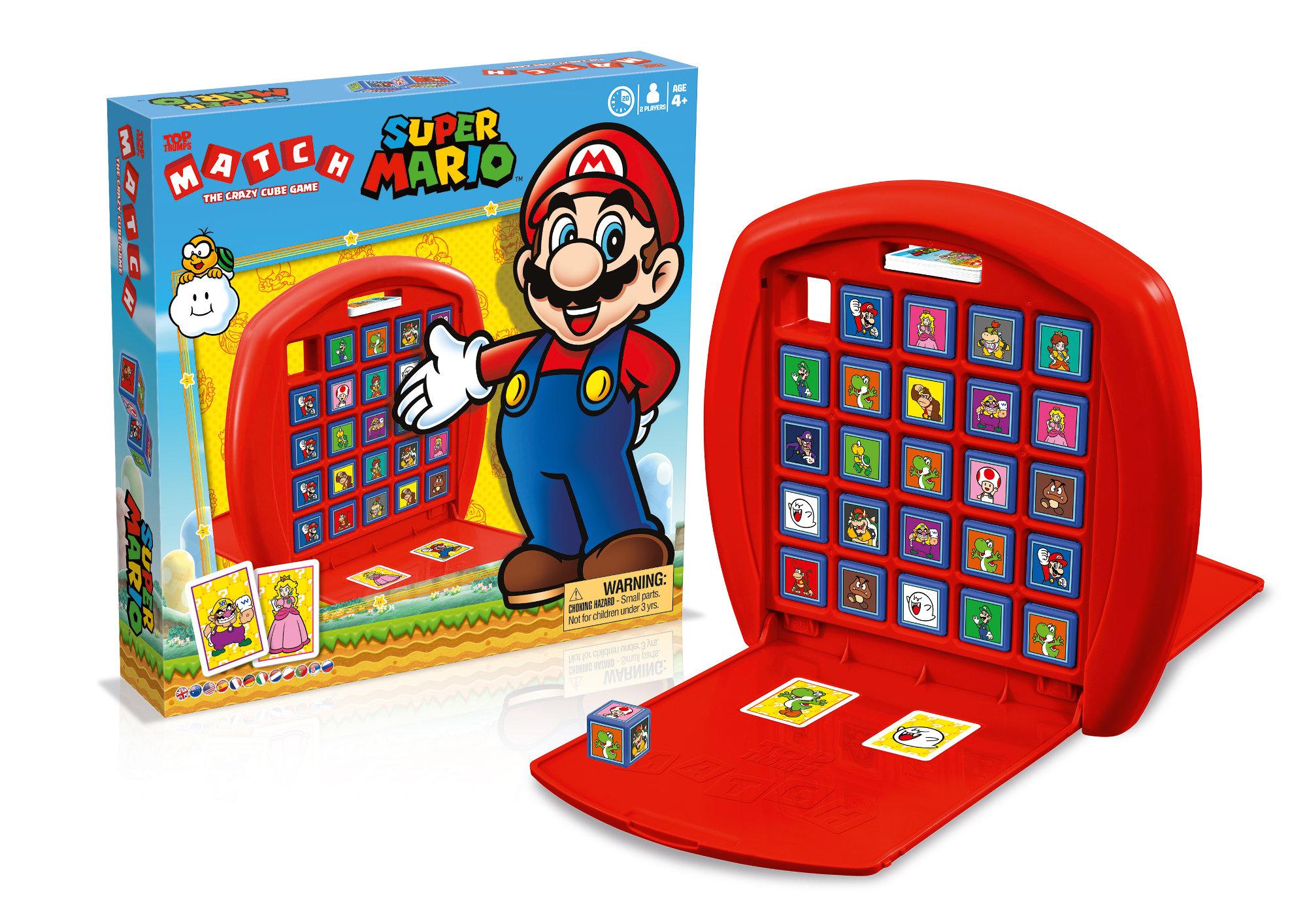 MATCH - Super Mario