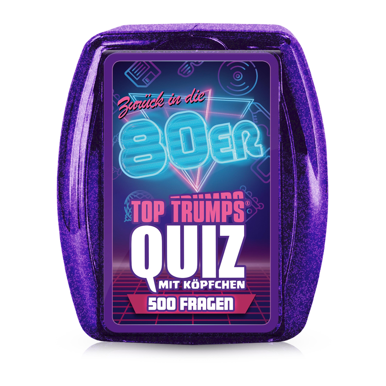 Top Trumps Quiz 80er