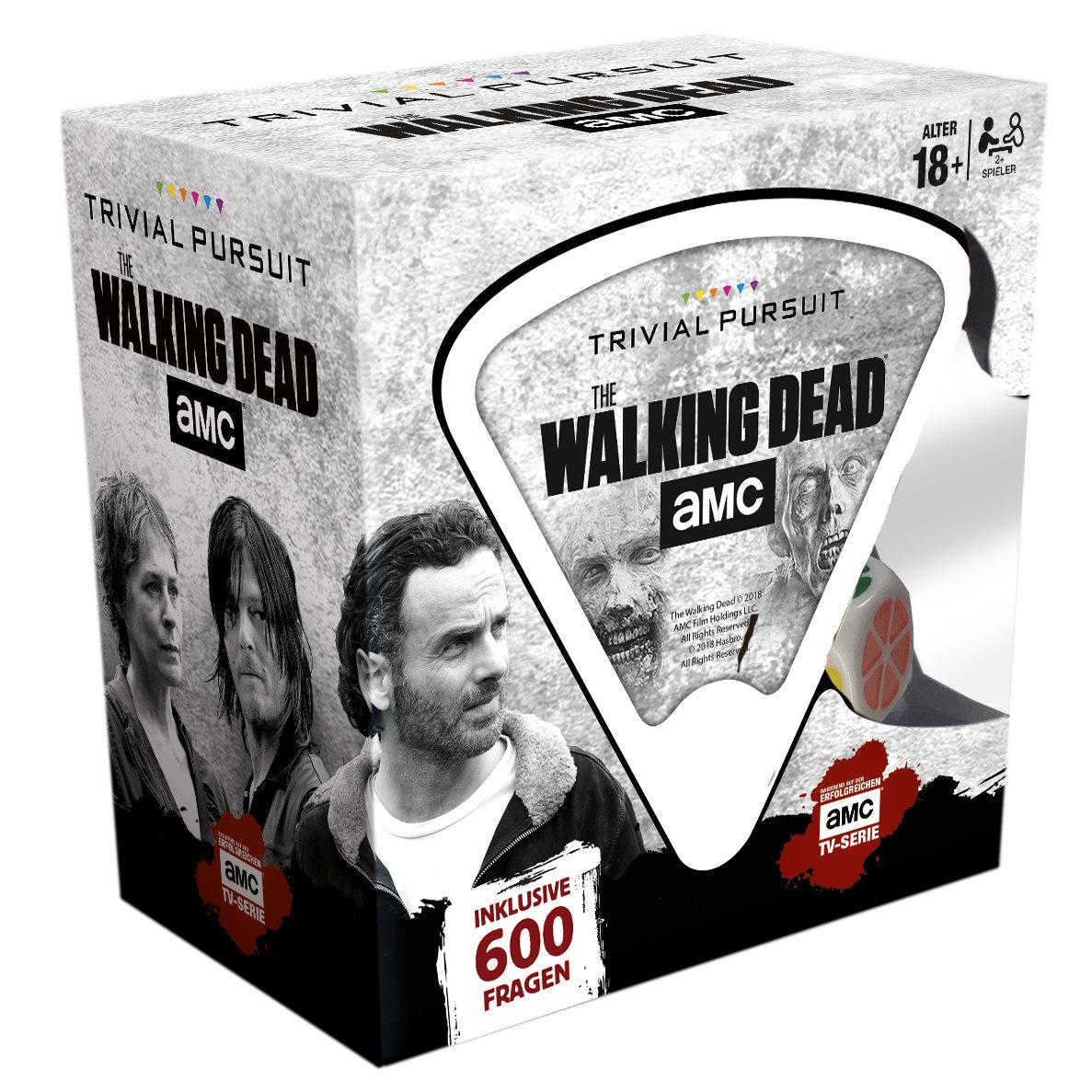 Trivial Pursuit The Walking Dead AMC
