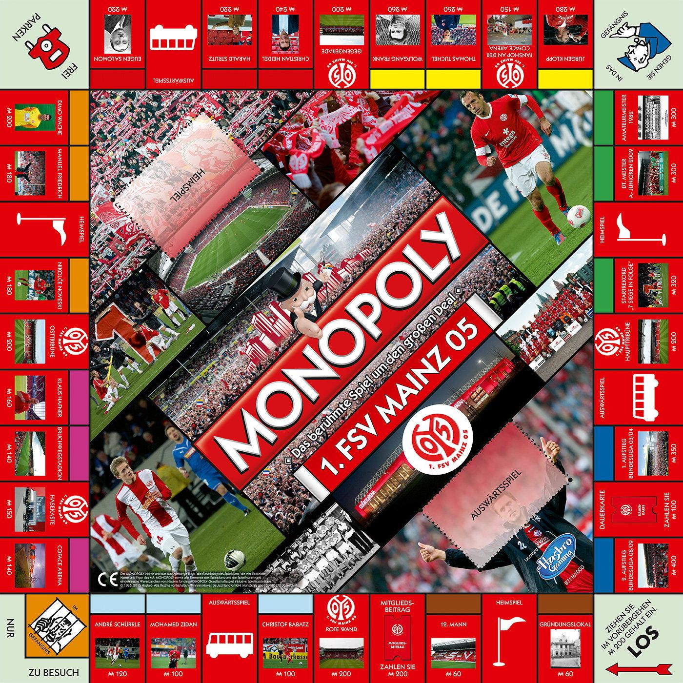 Monopoly 1. FSV Mainz 05