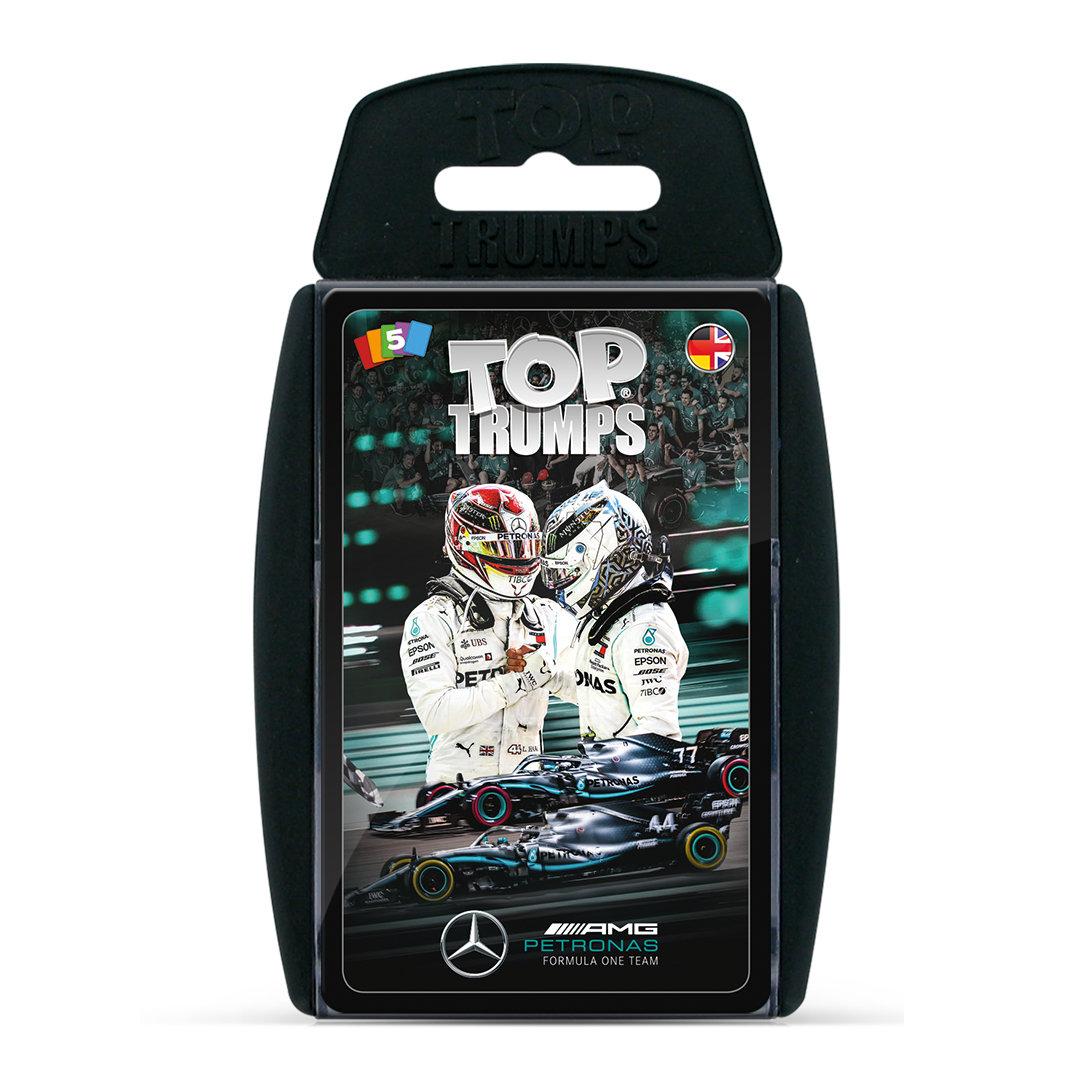 Top Trumps Mercedes AMG Petronas