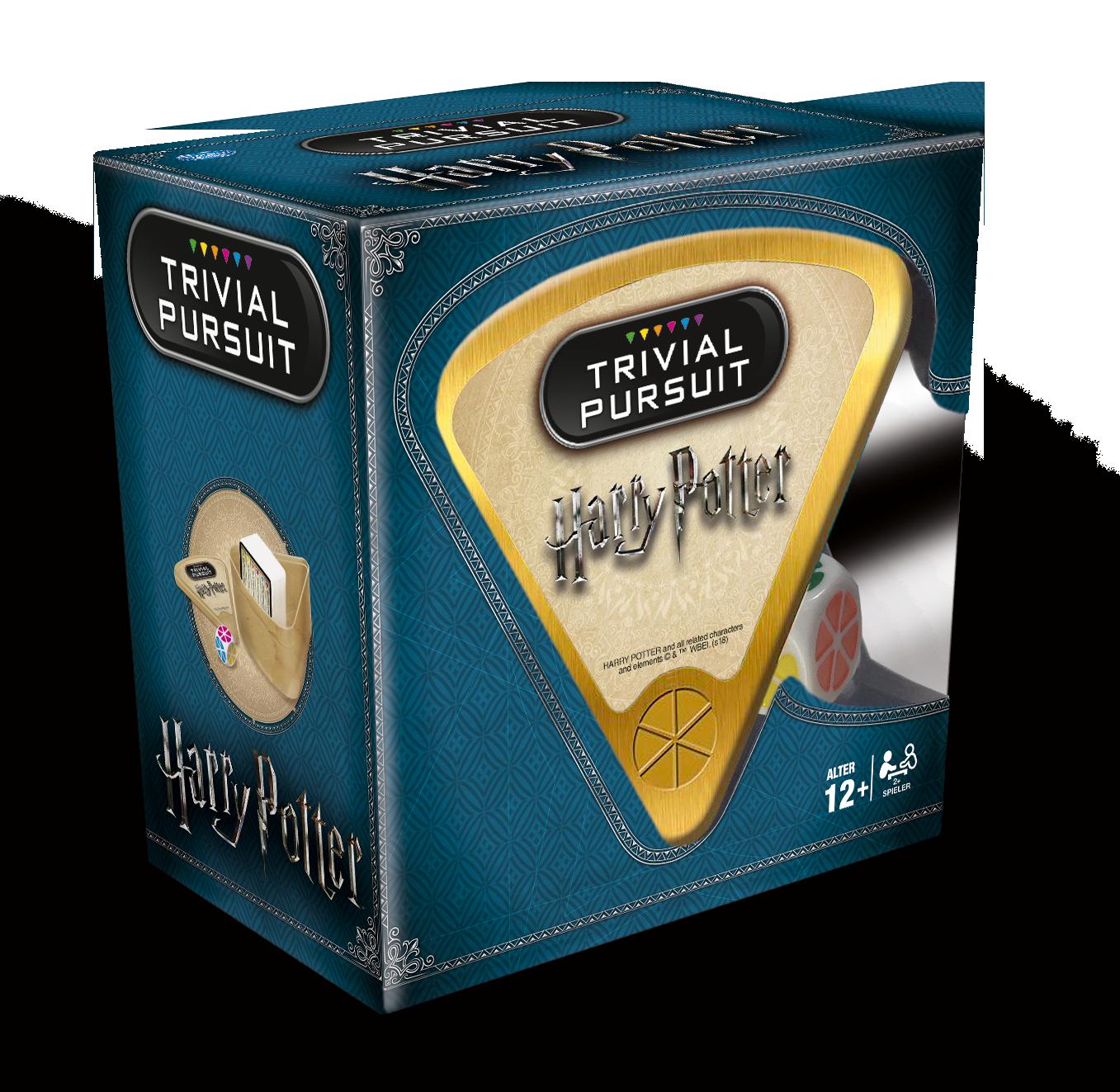 Harry Potter Trivial Pursuit + Wer ist es ? + Karten
