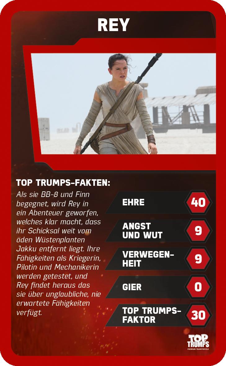 Top Trumps Star Wars Episode 7
