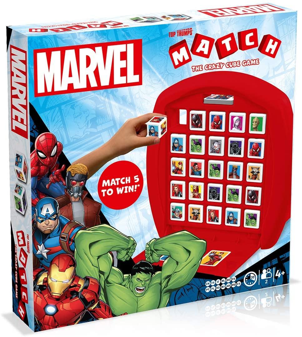 Match - Marvel