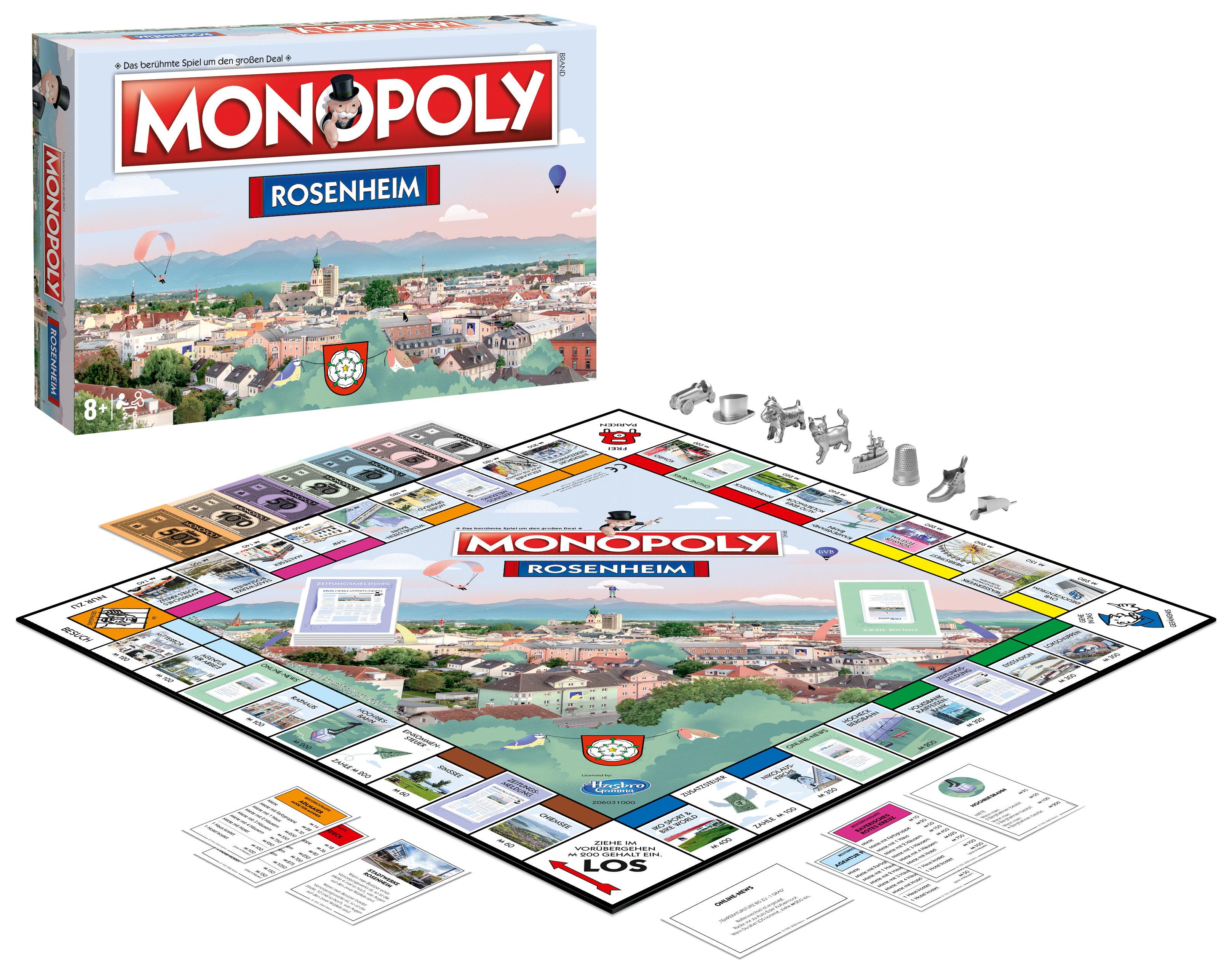 Monopoly Rosenheim