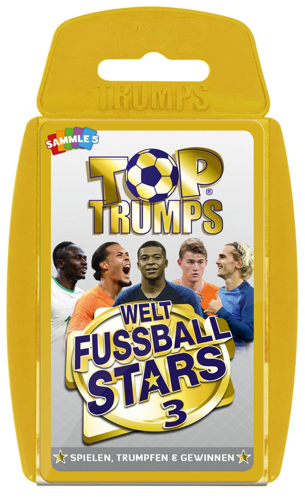Top Trumps Weltfußballstars 3