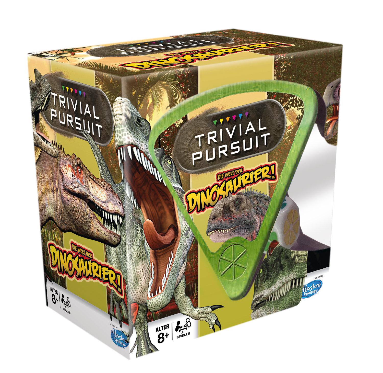 Trivial Pursuit Dinosaurier