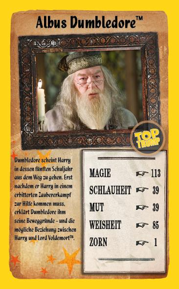 Top Trumps Harry Potter und der Orden des Phönix