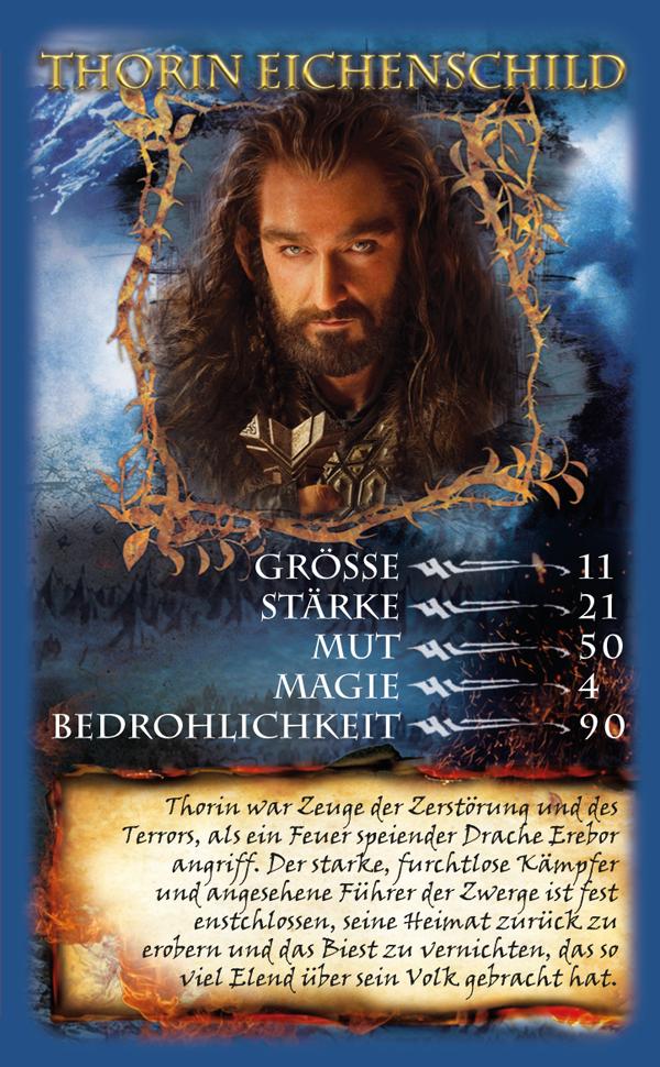 Top Trumps Der Hobbit - Smaugs Einöde