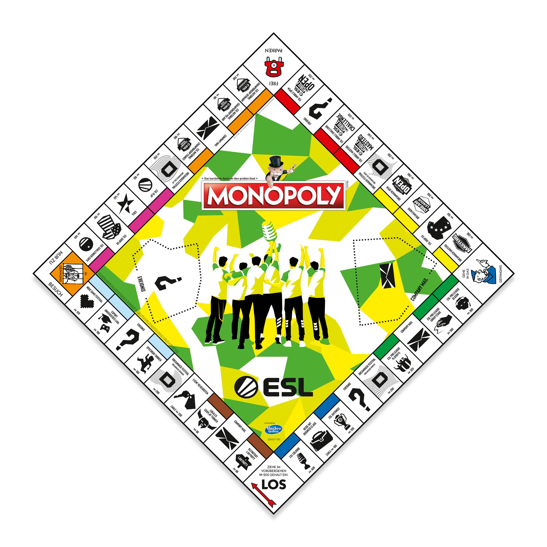 Monopoly ESL Esport