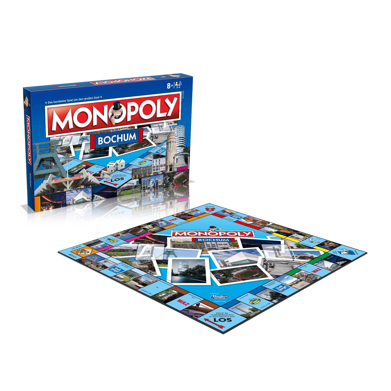 Monopoly Bochum - Stadtjubiläum 700 Jahre Bochum