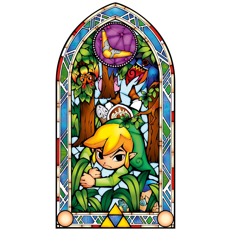 Puzzle Zelda Link-Boomerang mit 360 Teilen