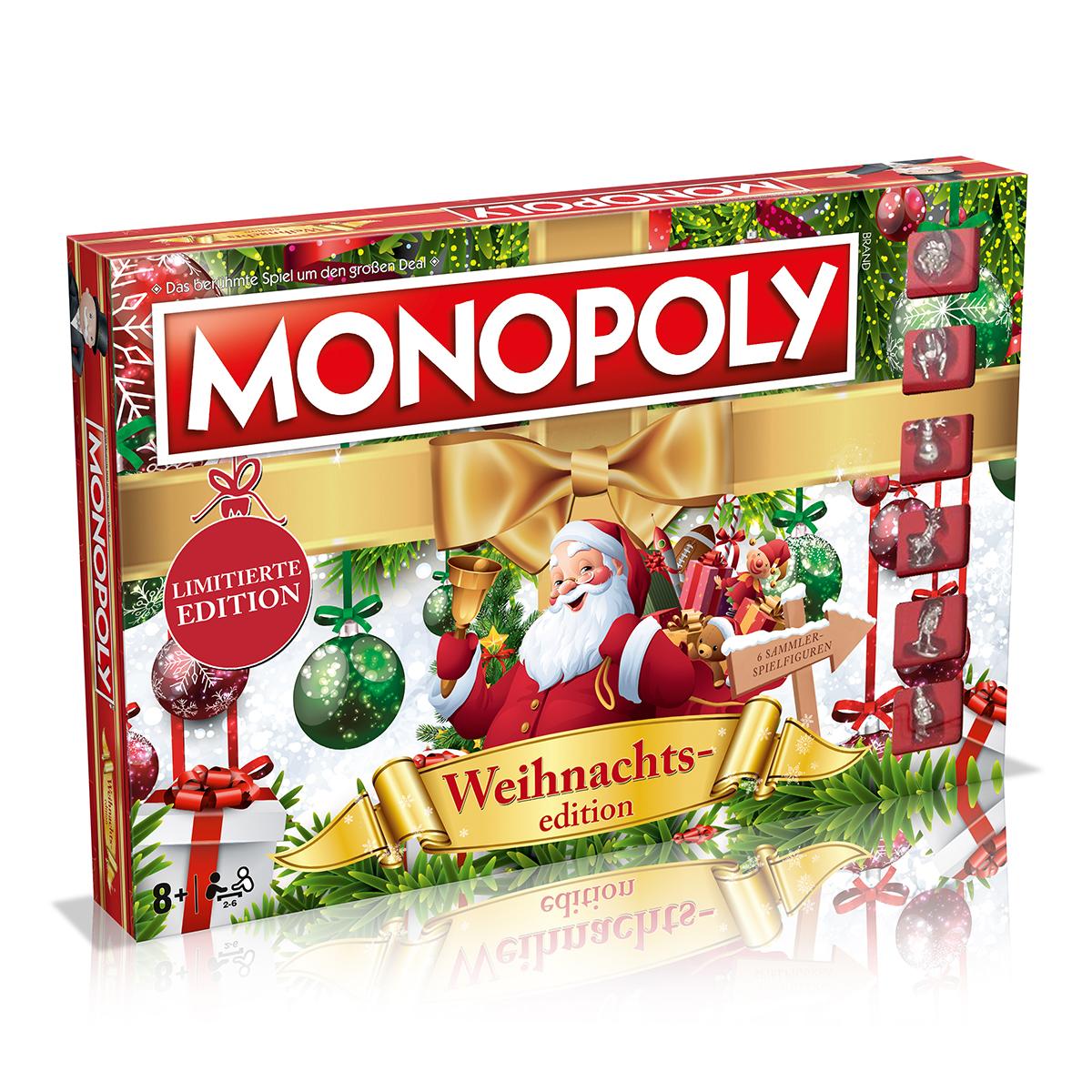 Monopoly Weihnachten