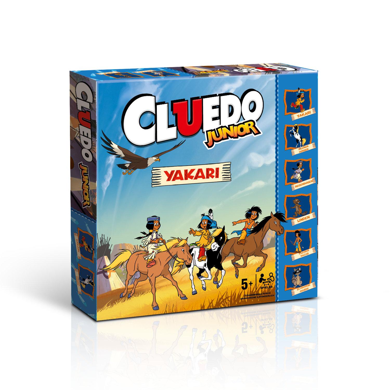 Cluedo Junior Yakari - das Brettspiel ab 5 Jahren