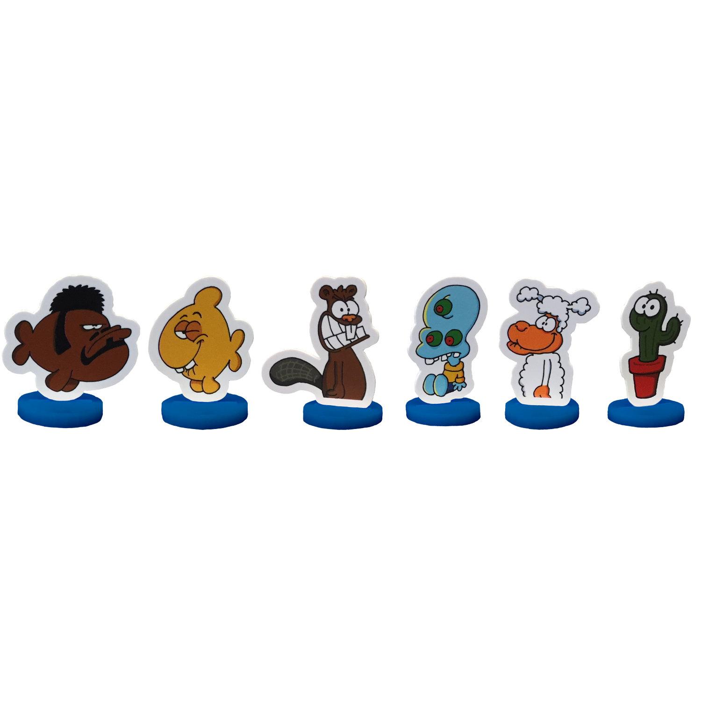 Die Spielfiguren zum Monopoly Ruthe