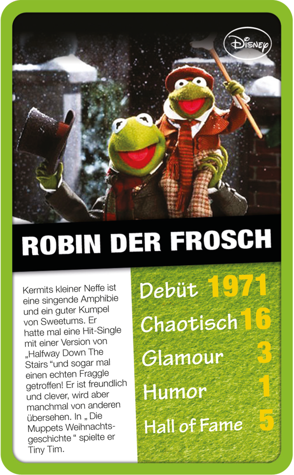 Top Trumps The Muppets