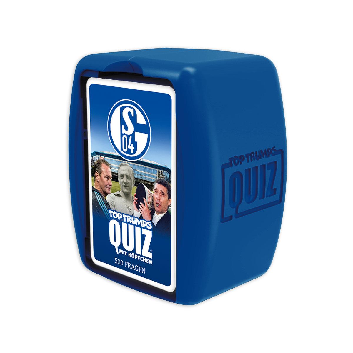 Top Trumps Quiz FC Schalke 04