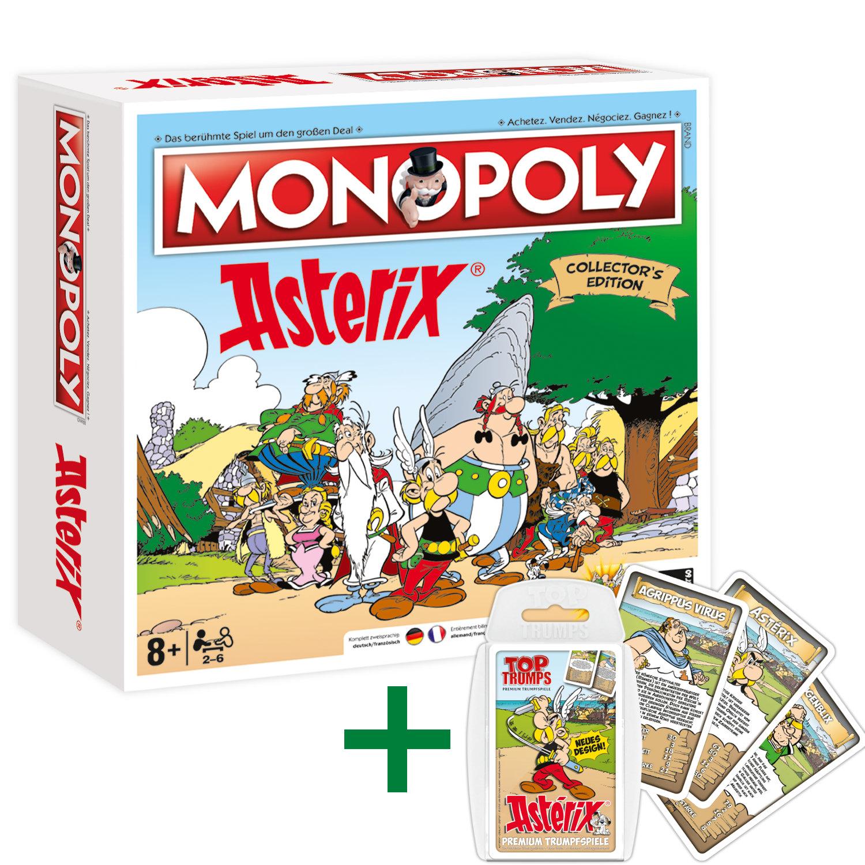 Monopoly Asterix und Obelix Collector's Edition
