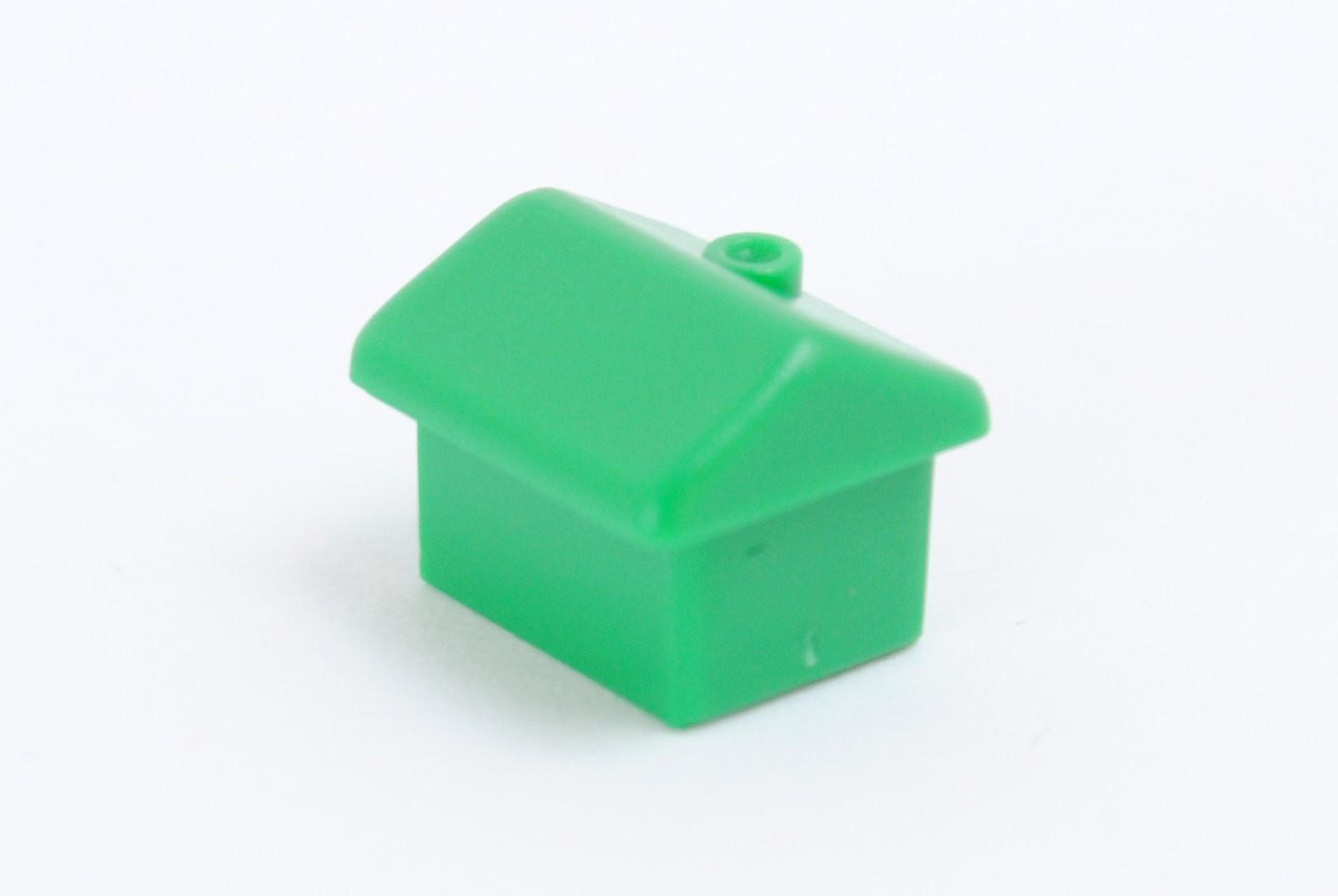 Monopoly Häuser und Hotels (grün/rot)