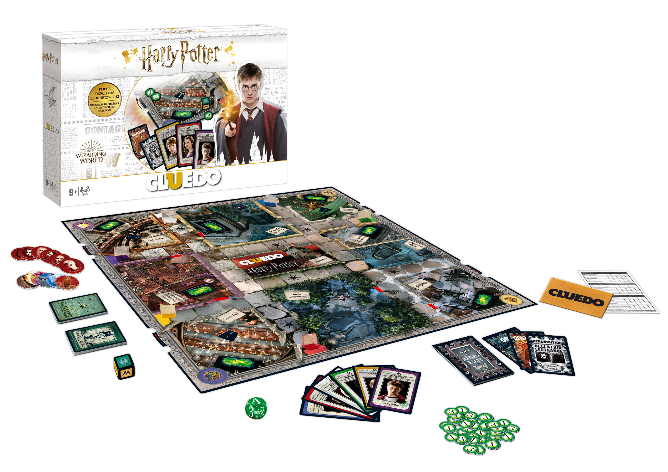 Cluedo Harry Potter Collector's Edition 2019
