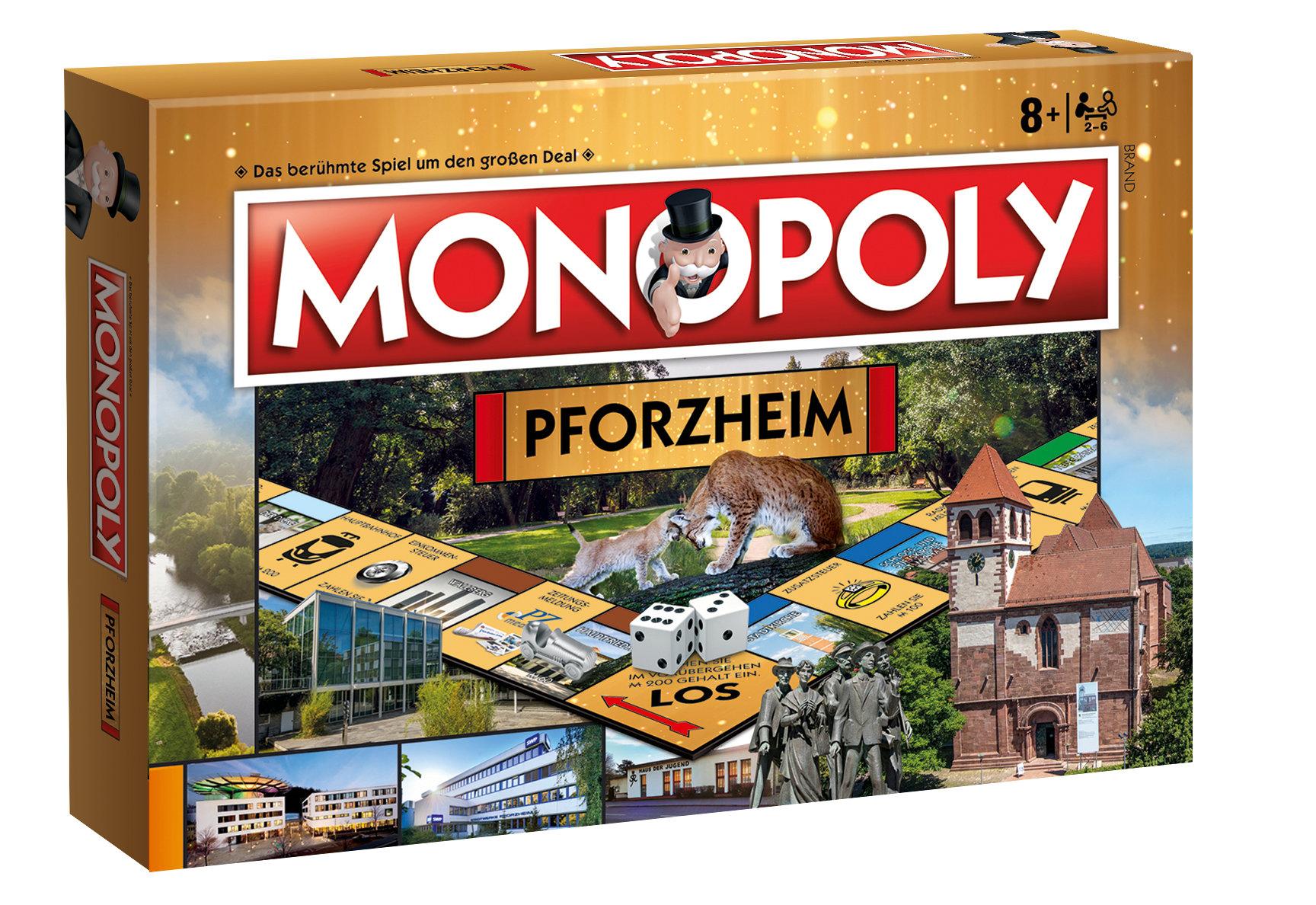 Monopoly Pforzheim