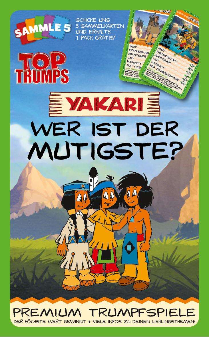 Top Trumps Yakari
