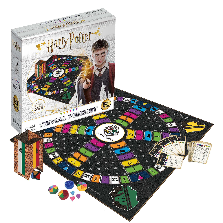 Trivial Pursuit Harry Potter XL