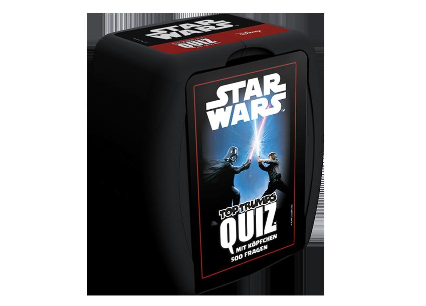 Top Trumps Quiz Star Wars