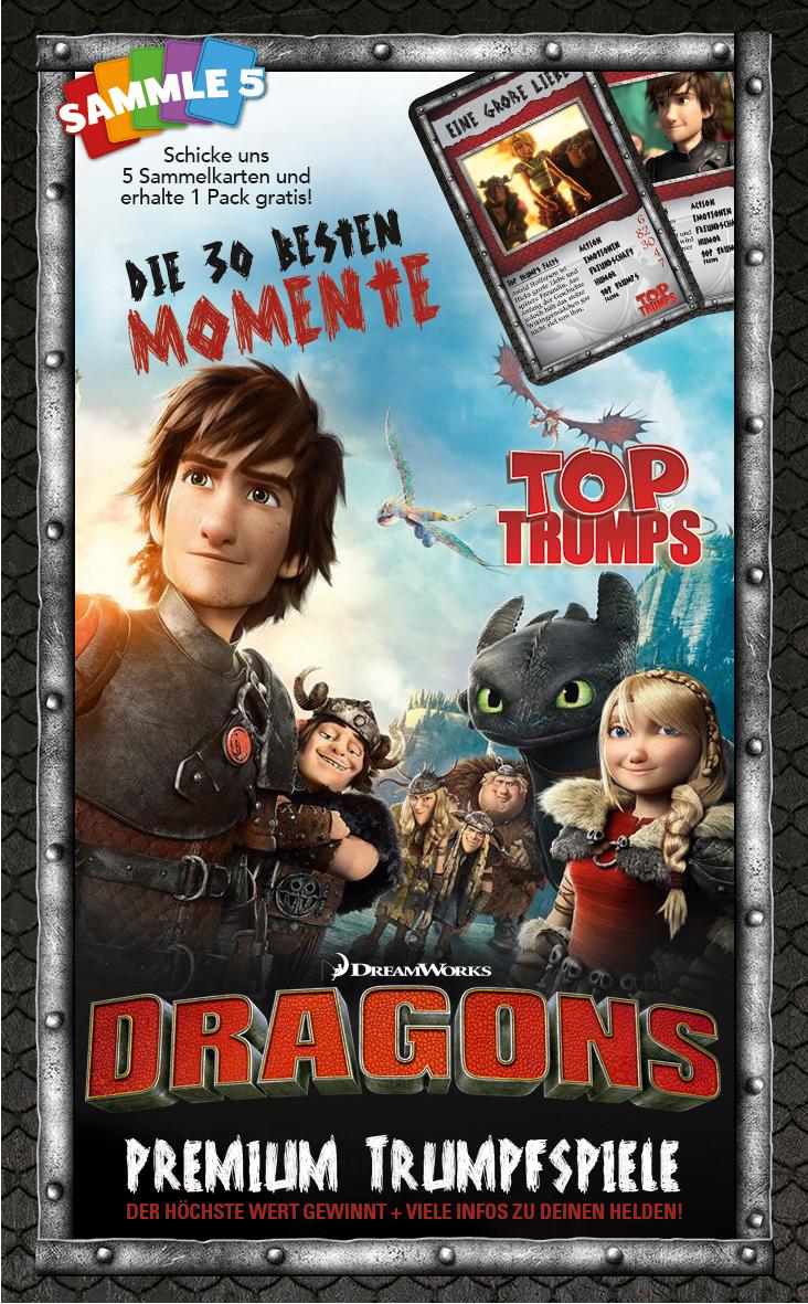 Top Trumps Kidsbox Dragons