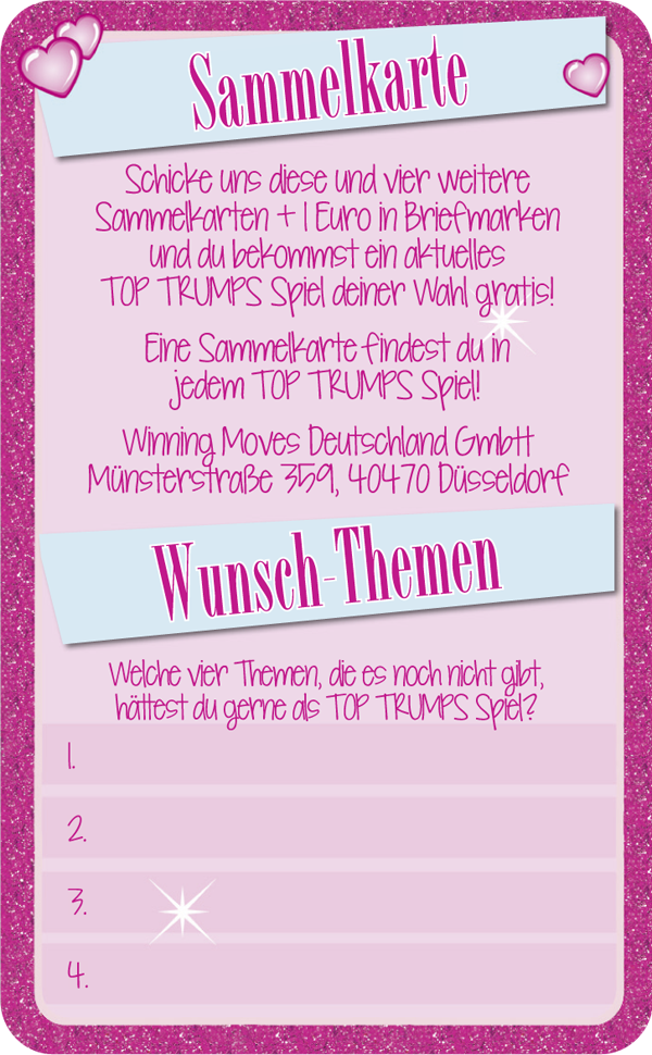 Top Trumps Barbie