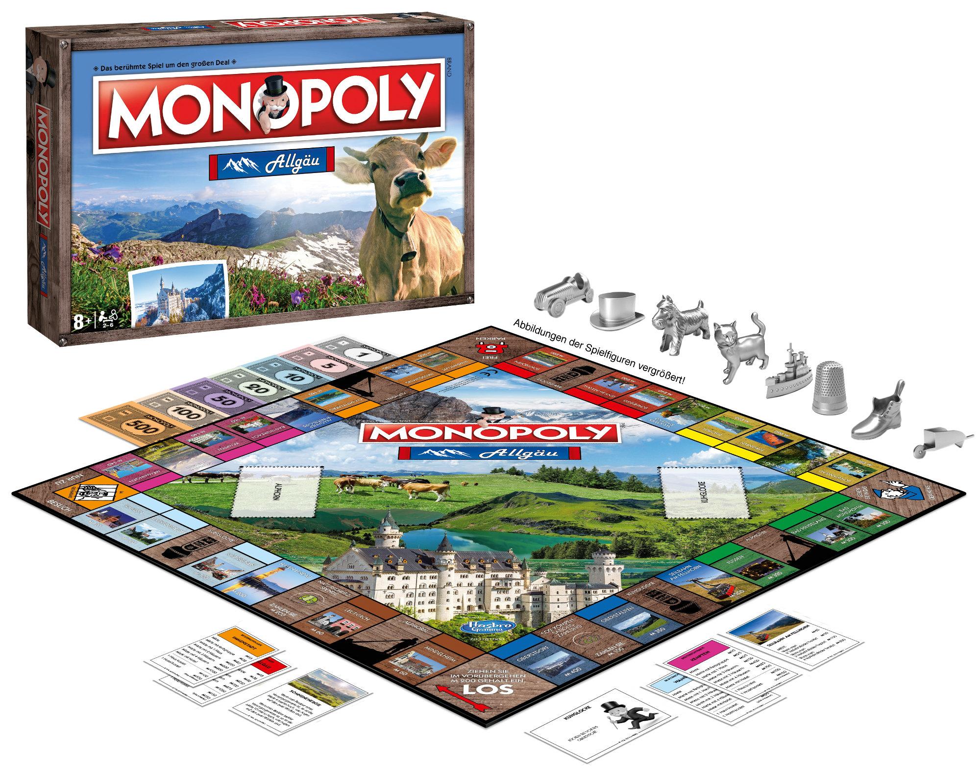 Monopoly Allgäu