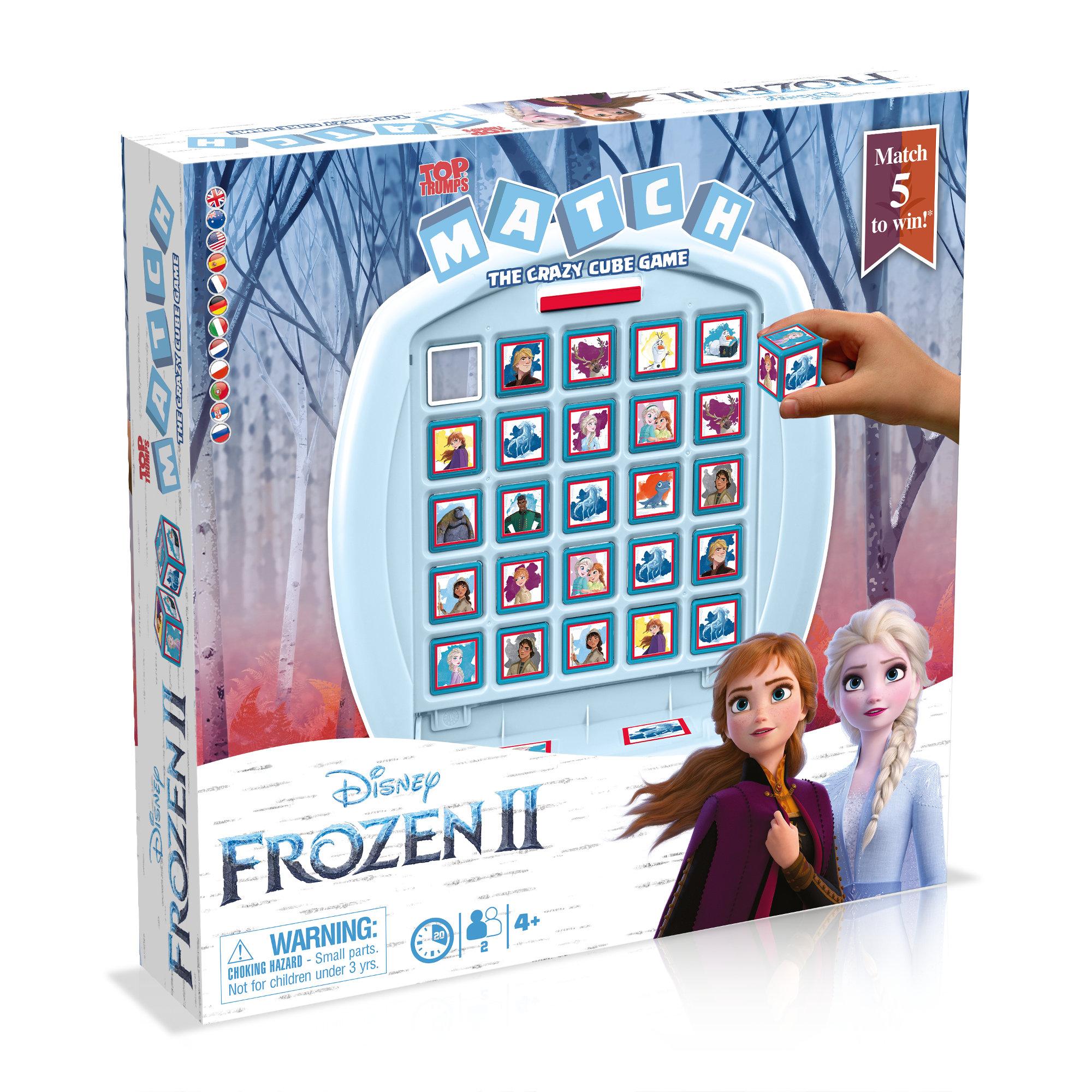 MATCH Frozen 2