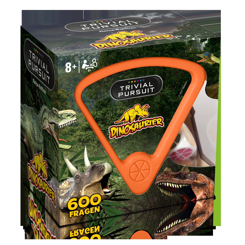 Trivial Pursuit - Dinosaurier