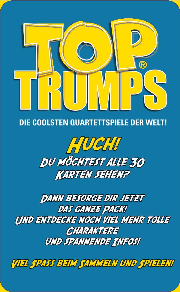 Top Trumps Die Eiskönigin