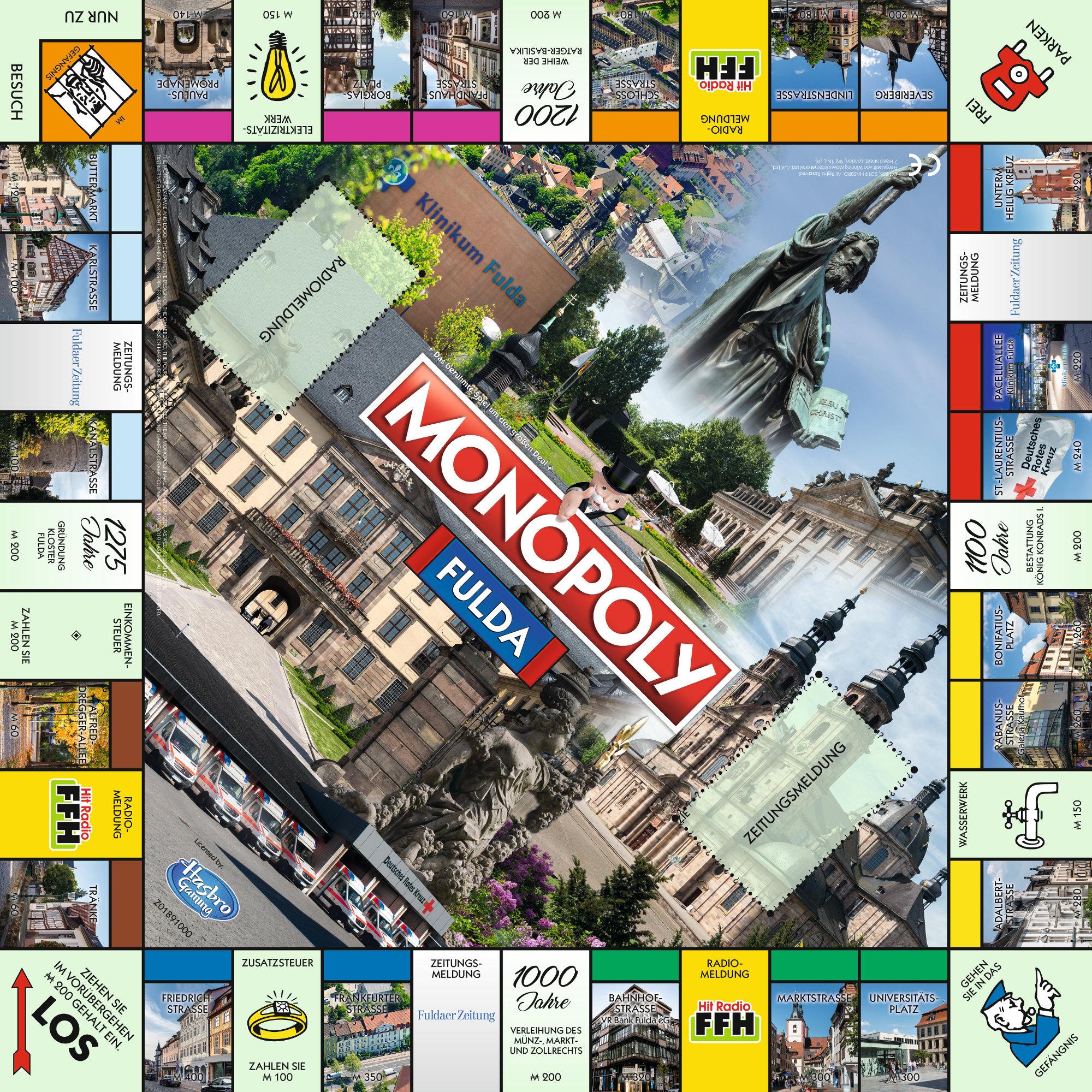 Monopoly Fulda