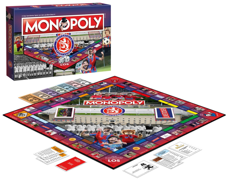 Monopoly Wuppertaler SV WSV