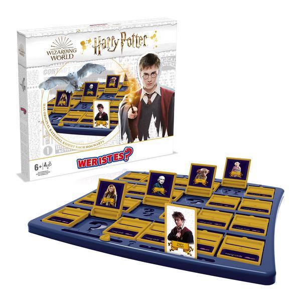 Wer ist es? Harry Potter