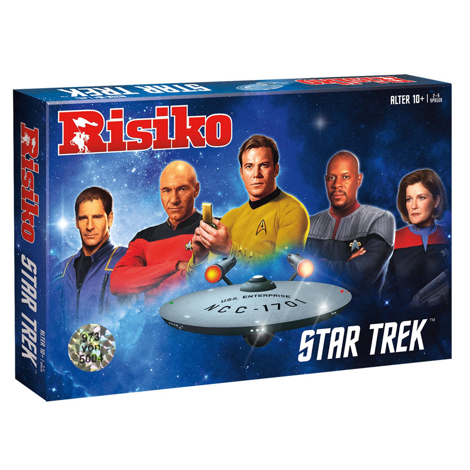 Risiko Star Trek
