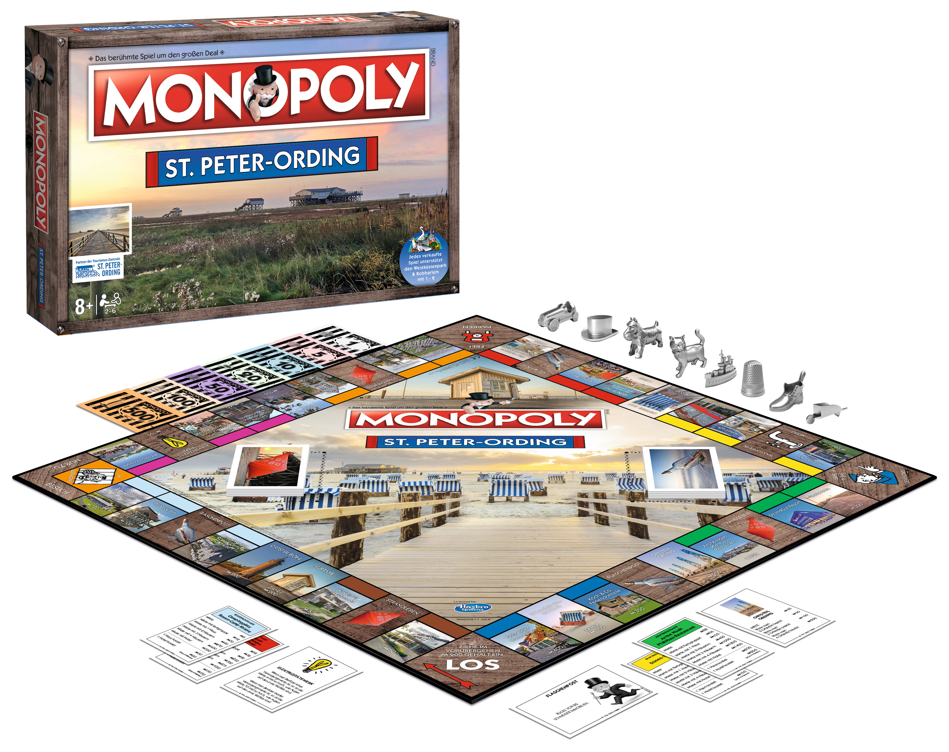 Monopoly St. Peter-Ording