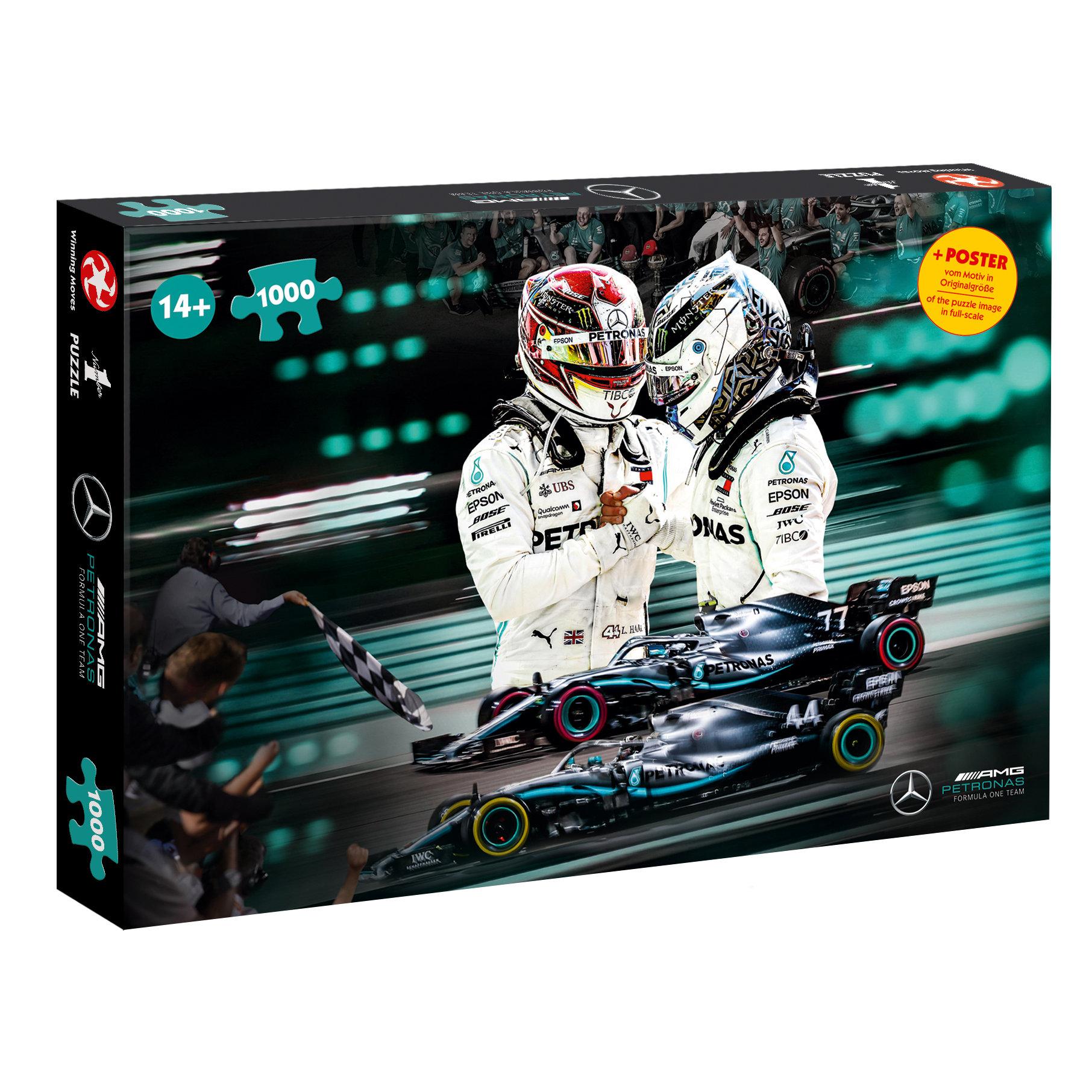 Puzzle Mercedes AMG Petronas Motorsport