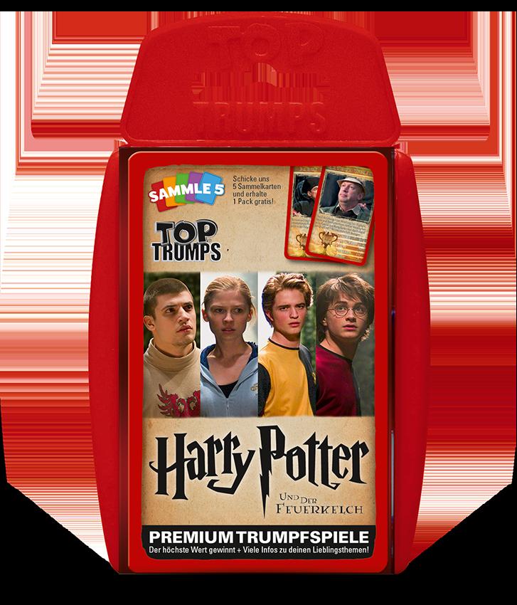 Top Trumps Harry Potter und der Feuerkelch