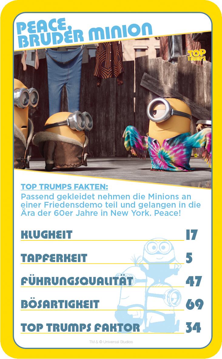 Top Trumps Minions Tin