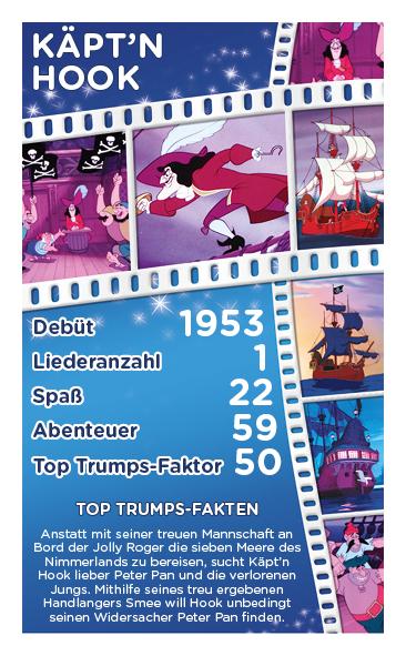 Top Trumps Disney Classics