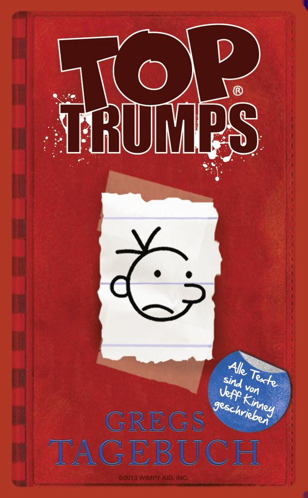 Top Trumps Gregs Tagebuch
