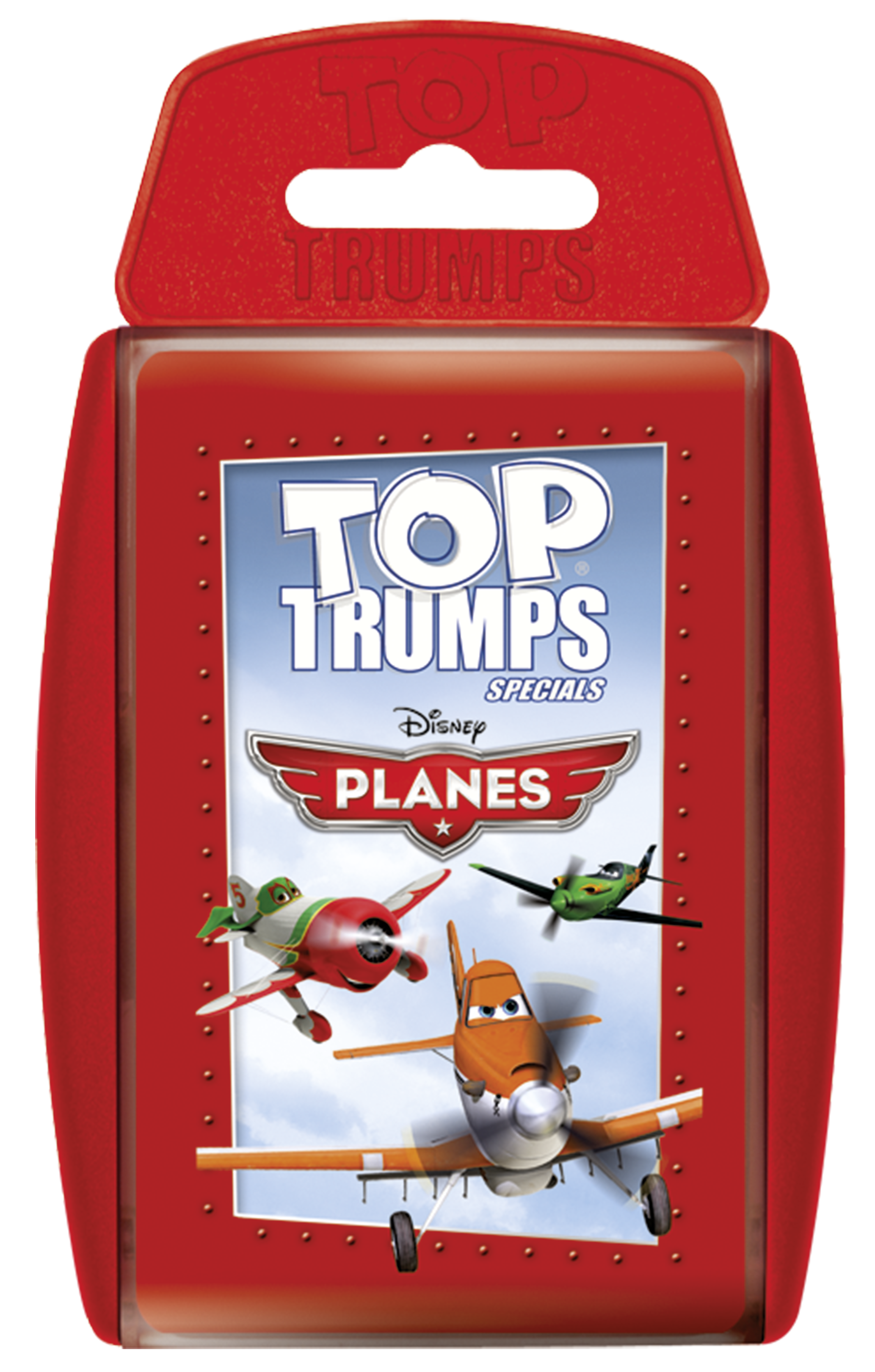 Top Trumps Disney Planes