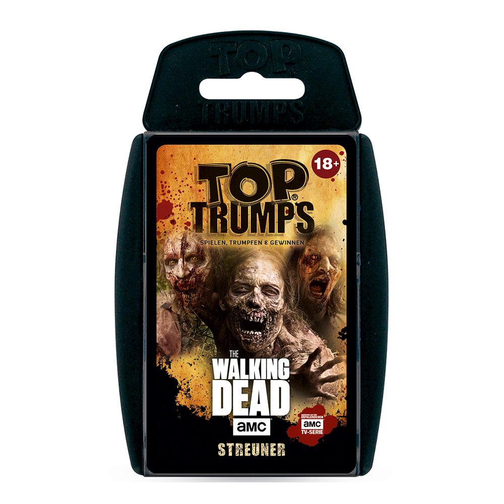 Top Trumps The Walking Dead AMC